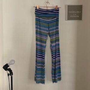 Cynthia Rowley | striped beach pants